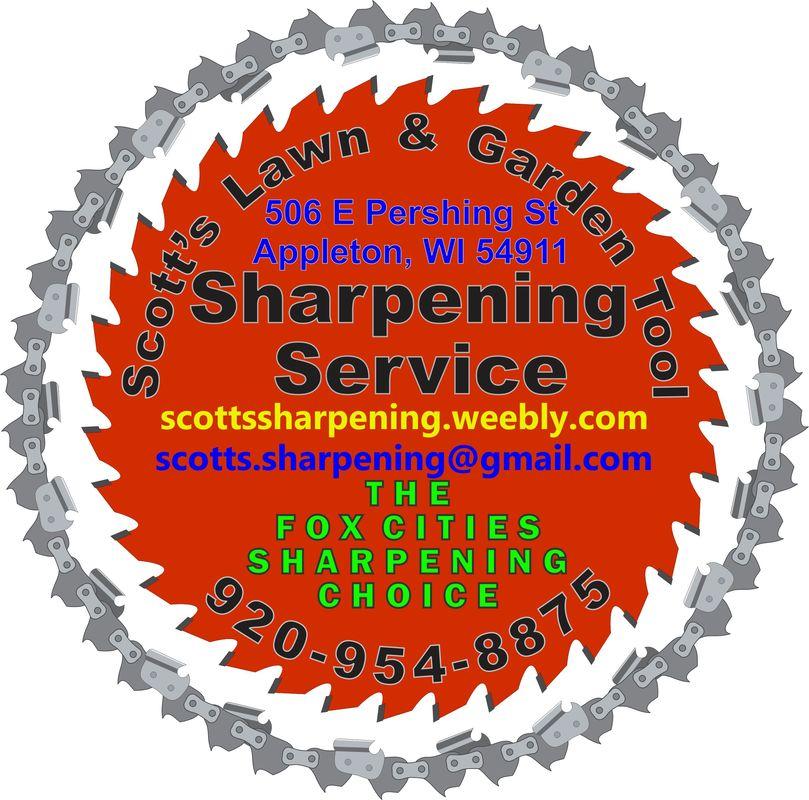Scott's Lawn & Garden Tool Sharpening Service LLC - Scott's